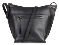 SCULPTURED CrossbodySCULPTURED Crossbody in BLACK (90000)