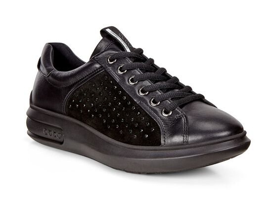 SOFT3 Ladies Tie (BLACK/BLACK)
