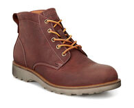 ECCO Holbrok Plain Toe BootECCO Holbrok Plain Toe Boot in COGNAC (02053)