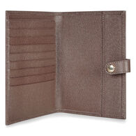 IOLA Passport HolderIOLA Passport Holder in DARK CLAY (90319)