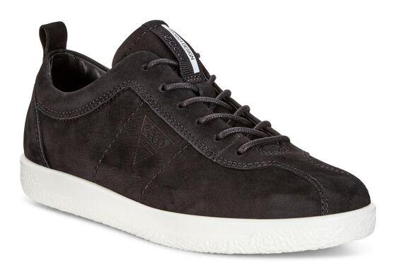 SOFT1 Ladies Sneaker (BLACK)