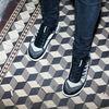 INTRINSIC1 Mens Sneaker KnitINTRINSIC1 Mens Sneaker Knit in BLACK/WHITE (50669)