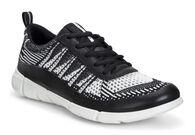 INTRINSIC1 Ladies Sneaker KnitINTRINSIC1 Ladies Sneaker Knit in BLACK/WHITE (50669)