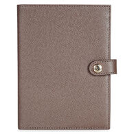 IOLA Passport Holder (DARK CLAY)
