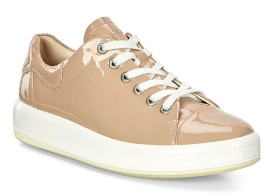 SOFT9 Patent Sneaker (GINGER)
