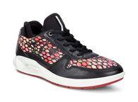 CS16 Ladies Sneaker TieCS16 Ladies Sneaker Tie in BLACK/FLOWER PRINT (50155)