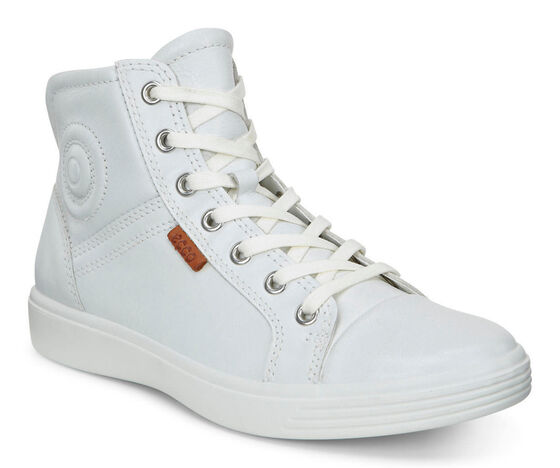 SOFT7 Ladies High Top Small (WHITE)