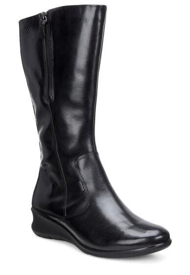 BABETT WEDGE Long Boot 45mm GTX (BLACK)