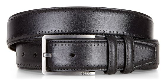 LONDON Mens Belt (BLACK)