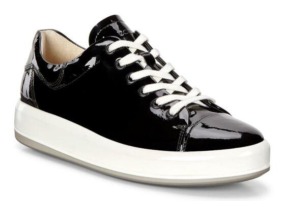 SOFT9 Patent Sneaker (BLACK)
