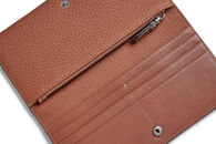 JILIN Large WalletJILIN Large Wallet in COGNAC (90090)