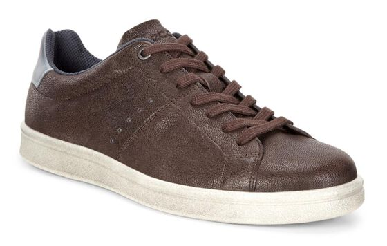 KALLUM Casual Sneaker Tie (COFFEE/MARINE)