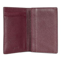 IOLA Card CaseIOLA Card Case in WINE (90633)