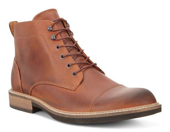 KENTON Vintage Boot (COGNAC LIGHT)