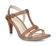 SHAPE 65 SLEEK T-strap SandalSHAPE 65 SLEEK T-strap Sandal WHISKY (02283)