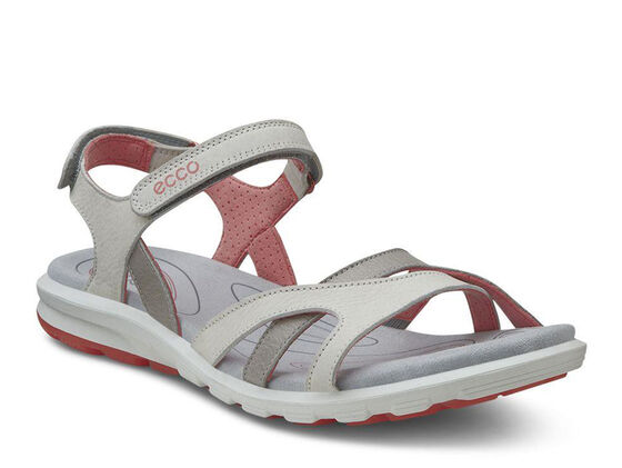 CRUISE Ladies Sandal (SHADOW WHITE/CORAL)