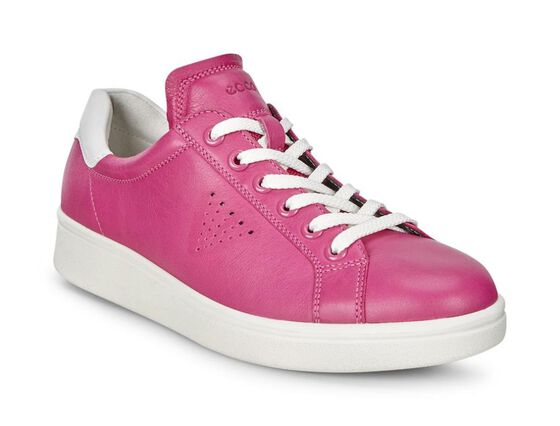 SOFT4 Low Cut Sneaker (BEETROOT/WHITE)