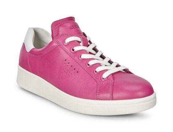 SOFT4 Low Cut Sneaker (BEETROOT/WHITE)
