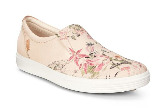 SOFT7 Ladies Slip On (MULTICOLOR/LIMESTONE/POWDER)