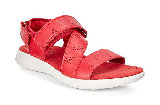 SOFT5 Cross Strap Sandal (MOON ROCK/SILVER)