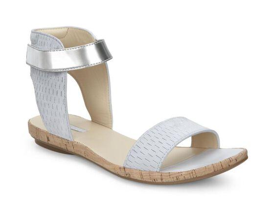 TABORA Ankle Strap Sandal (CONCRETE/CONCRETE-SILV.M/SILV.M)