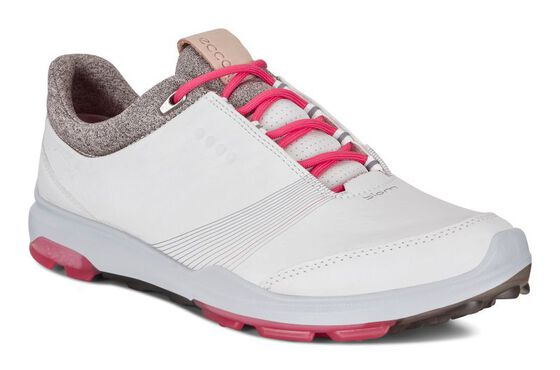 BIOM HYBRID3 Womens Golf GTX (WHITE/TEABERRY)