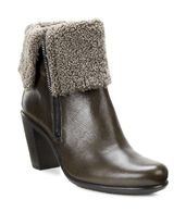 Touch Bootie 75mm (TARMAC/COCOA BROWN-WARM GREY)