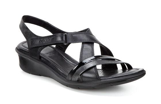 FELICIA Sandal (BLACK/BLACK)
