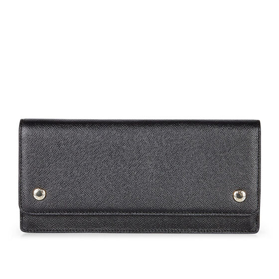 IOLA Slim Wallet (BLACK)