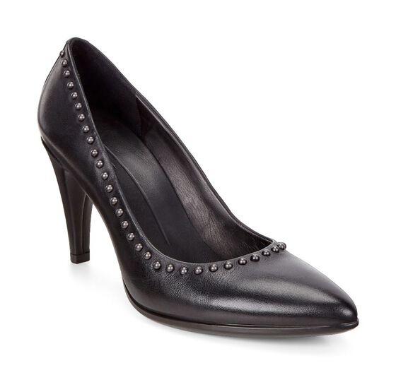 SHAPE 75 POINTY Rivet Pump (BLACK)