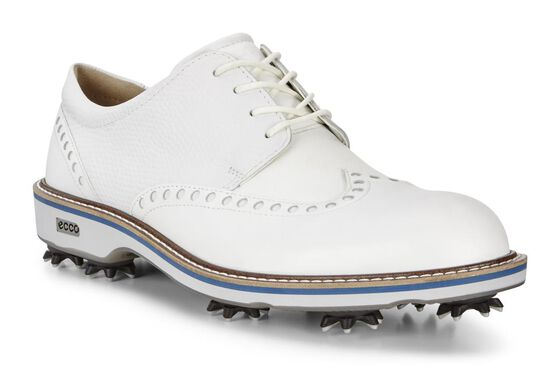 LUX Mens GolfLUX Mens Golf in WHITE/WHITE (50874)