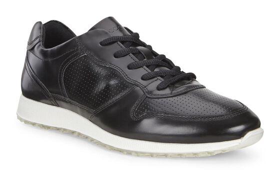 SNEAK Ladies Brushed Sneaker (BLACK)