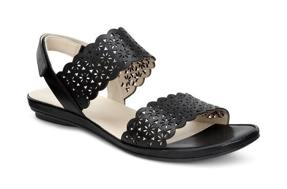 TABORA Sabo Sandal (BLACK)
