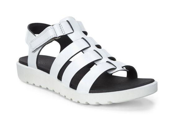 FREJA Ankle-Strap Sandal (WHITE)