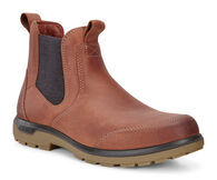 WHISTER Mens Side Gore Boot (COGNAC)