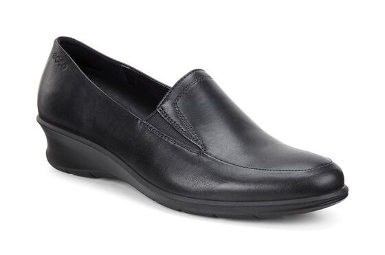 FELICIA Slip On (BLACK)