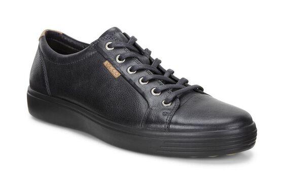 SOFT7 Mens Sneaker (BLACK/BLACK)