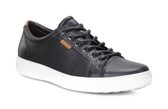 SOFT7 Mens Sneaker (BLACK)