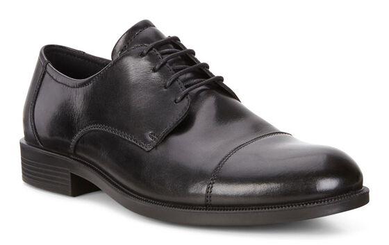 HAROLD Straight Tip Tie (BLACK)