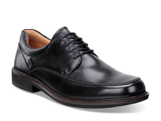 HOLTON Apron Toe Tie (BLACK)