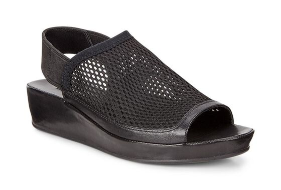 TABORA 45 Sandal (BLACK/BLACK)