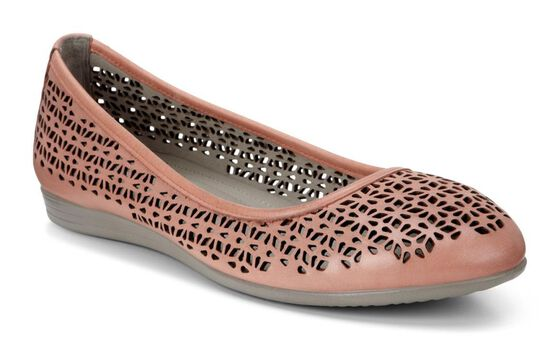 TOUCH BALLERINA Laser Cut (CORAL)