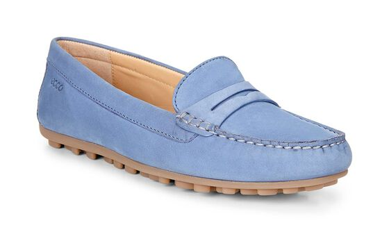 DEVINE MOC Ladies Penny Loafer (RETRO BLUE)