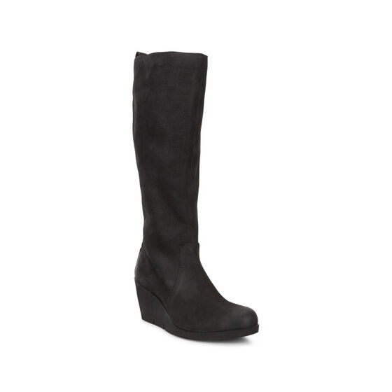 BELLA Wedge Tall Boot 60mm (BLACK)