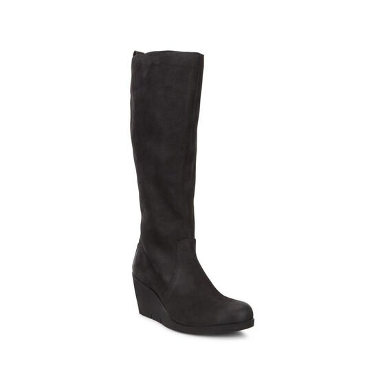 BELLA Wedge Tall Boot 60mmBELLA Wedge Tall Boot 60mm BLACK (02001)