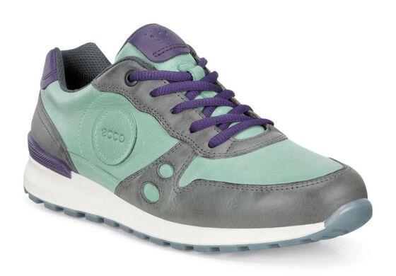 CS14 Ladies Sneaker Tie (MOON/GRANITE GREEN/CROWN JEWEL)