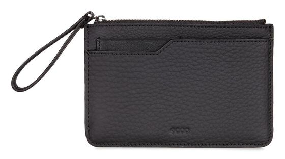 JILIN Zipped Wallet (BLACK)