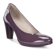 SCULPTURED Pump 75mm (MAUVE)