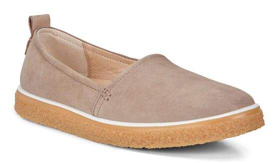 CREPETRAY Womens Slip On (NAVAJO BROWN)