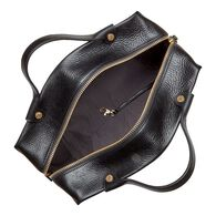 SCULPTURED HandbagSCULPTURED Handbag in BLACK (90000)
